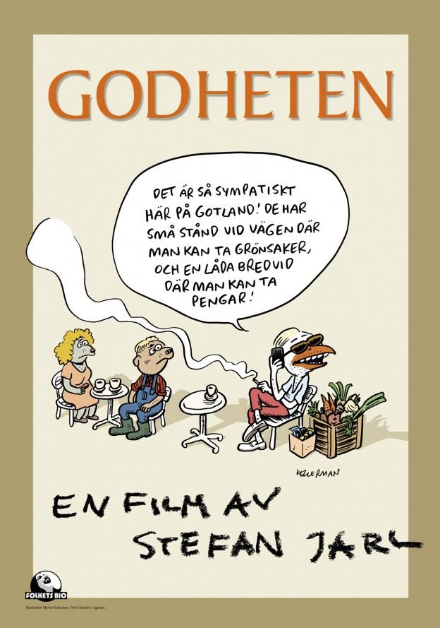 Godheten-Poster