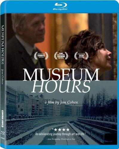 Museum Hours omslag