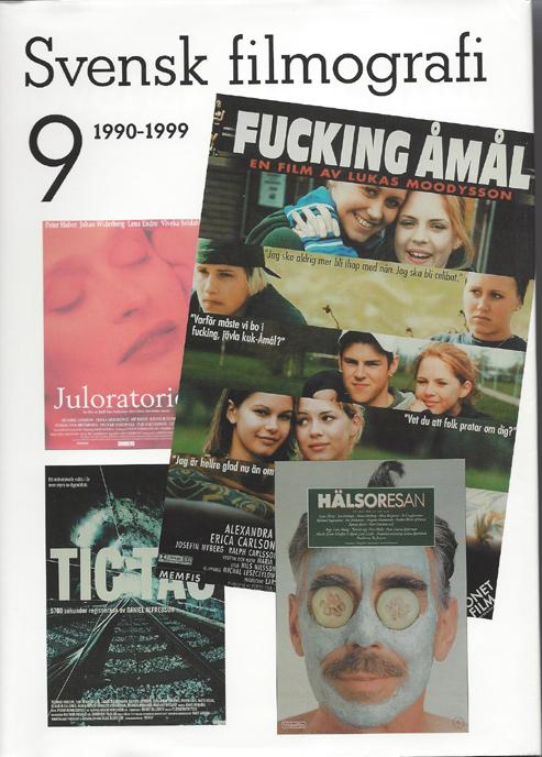 Svensk Filmografi 9