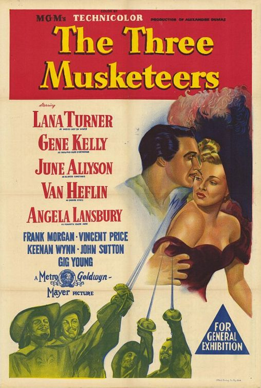 three_musketeers 1948