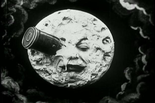 Resan till månen 1