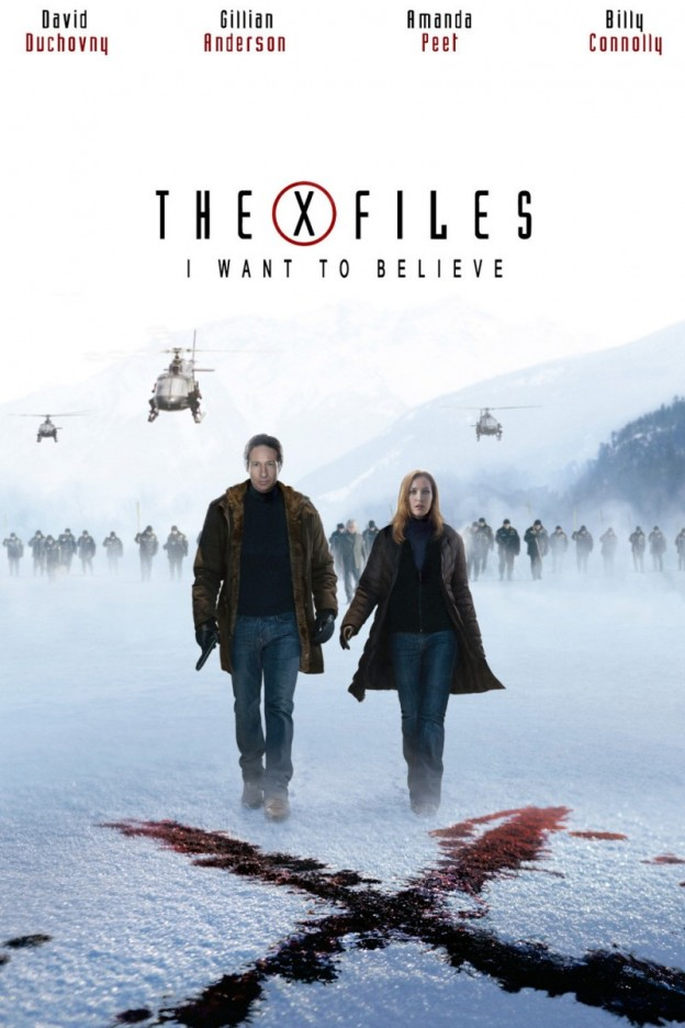 x files i want to believe