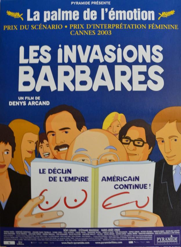 invasiones barbares