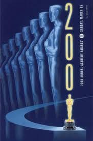 academy award gala 2001