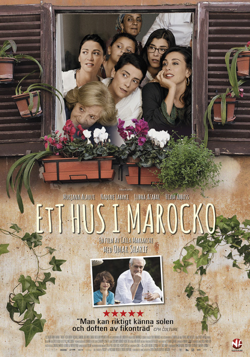 ETT HUS I MAROCKO affisch70X100.indd