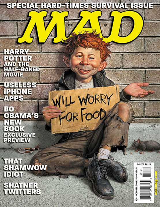MAD-Magazine-Cover-501-Hard-Times