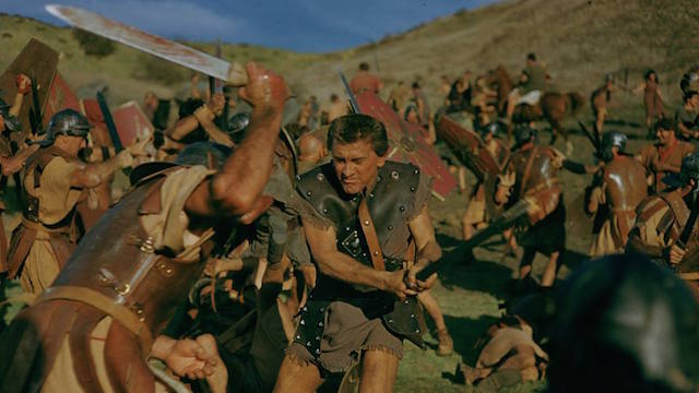 Spartacus-Battle-Scene