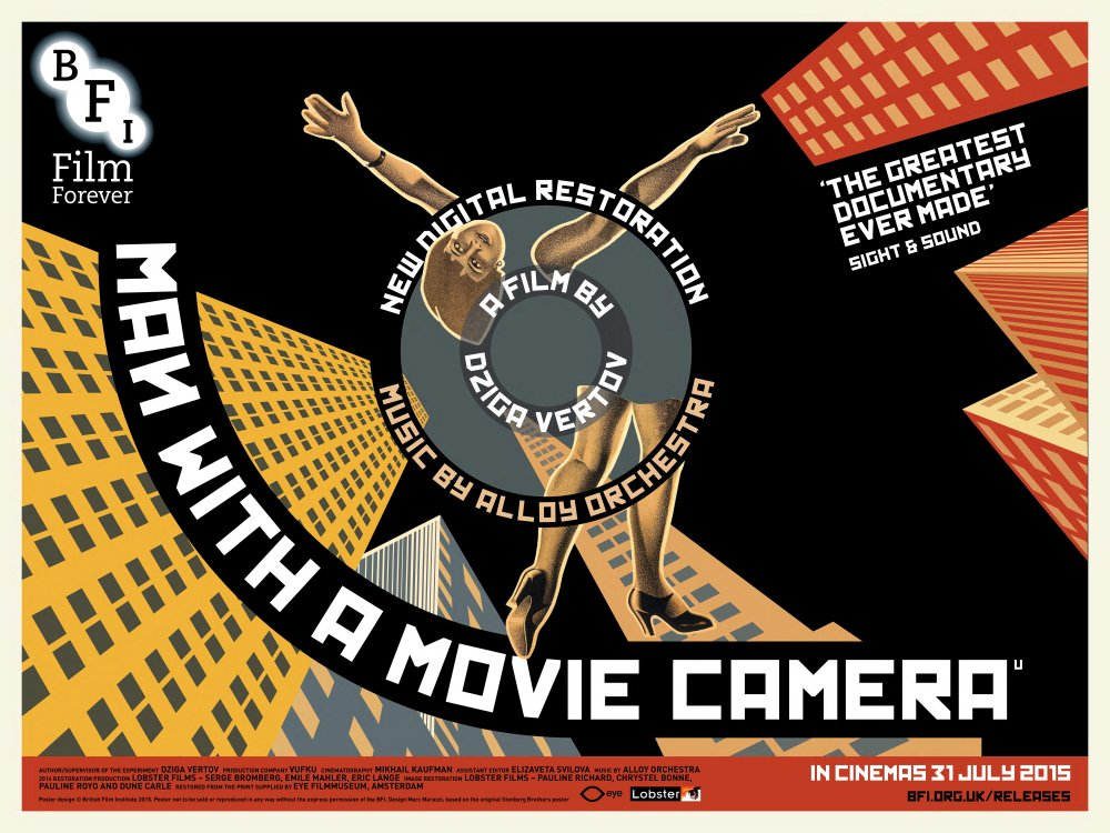 man with the movie camera how Buy man with a movie camera (blu-ray) today from the bfi store.