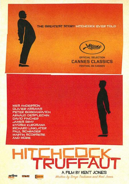 hitchcock truffaut faux bass poster