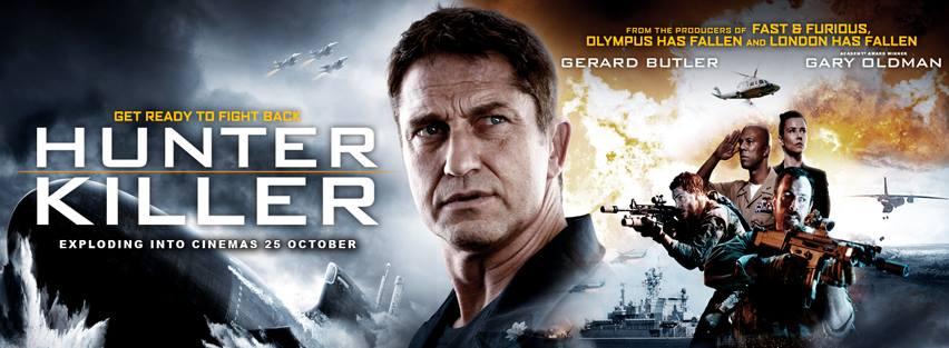 Hunter Killer 2019